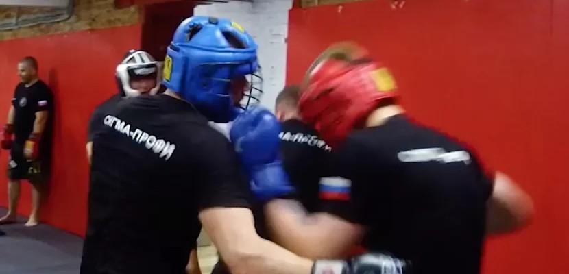 Добавлено видео c занятий по физической подготовке сотрудников
