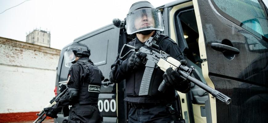 Охрана и перевозка ценных грузов