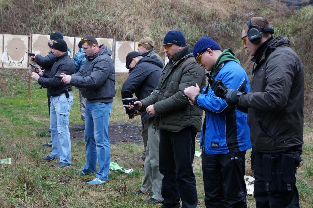 Завершились ежегодные сборы по тактико-огневой подготовке