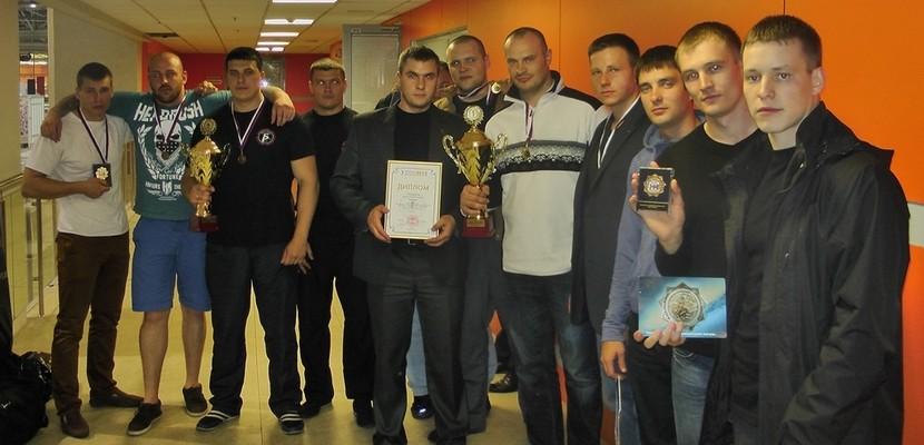 Состоялся чемпионат «Телохранитель-2013», организованный Национальной Ассоциацией Телохранителей (НАСТ)