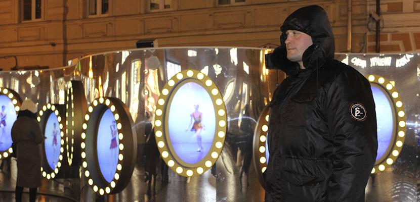 Охрана массовых мероприятий в новогодние праздники