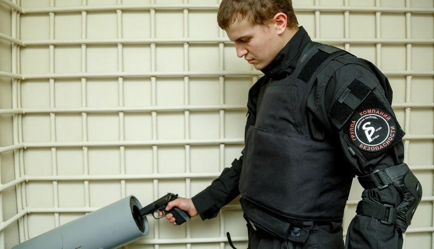 Вооруженная охрана в регионах проведения чемпионата мира по футболу FIFA 2018 г.