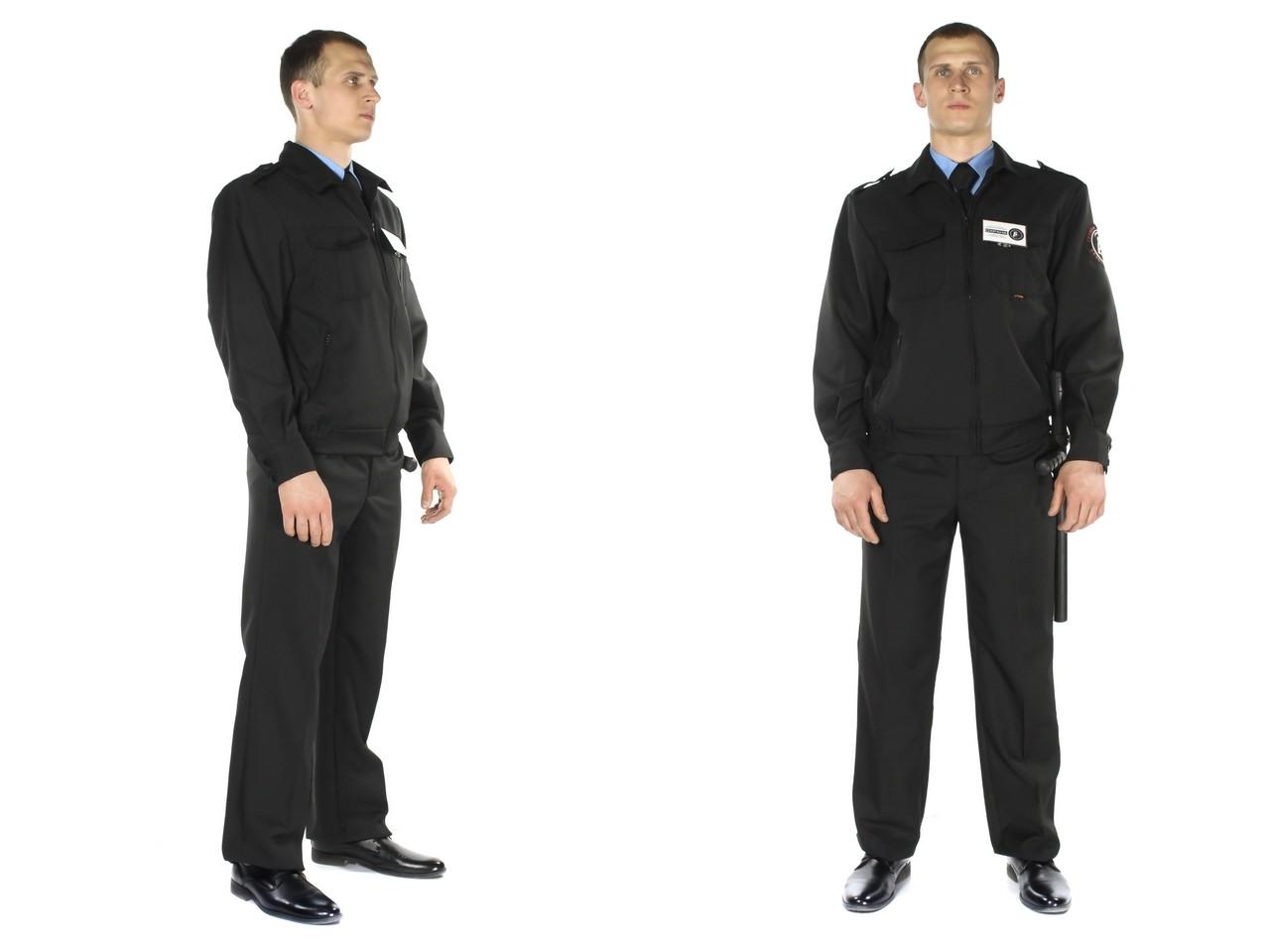 форма одежды охранника фото терроризма невинные