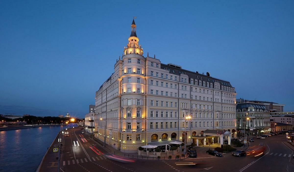 Наши клиенты: Отель «Балчуг Кемпински»