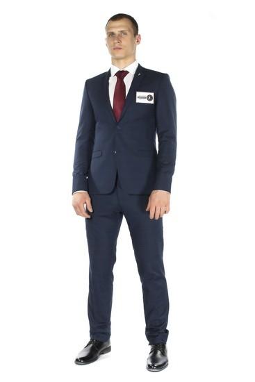 Форма одежды: Классический костюм