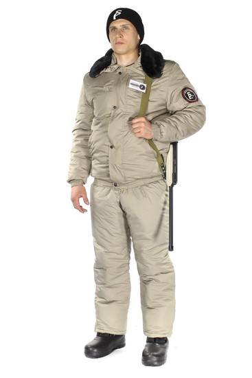 Форма одежды: Бежевый спецназ