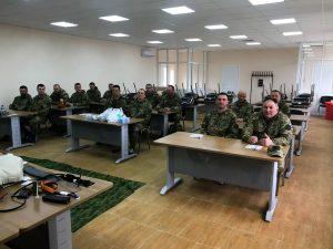 Подготовка телохранителей
