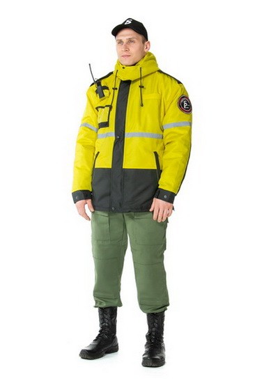 Форма одежды: Зеленый спецназ