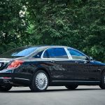 Автомобили: Mercedes-Benz  S-class Maybach