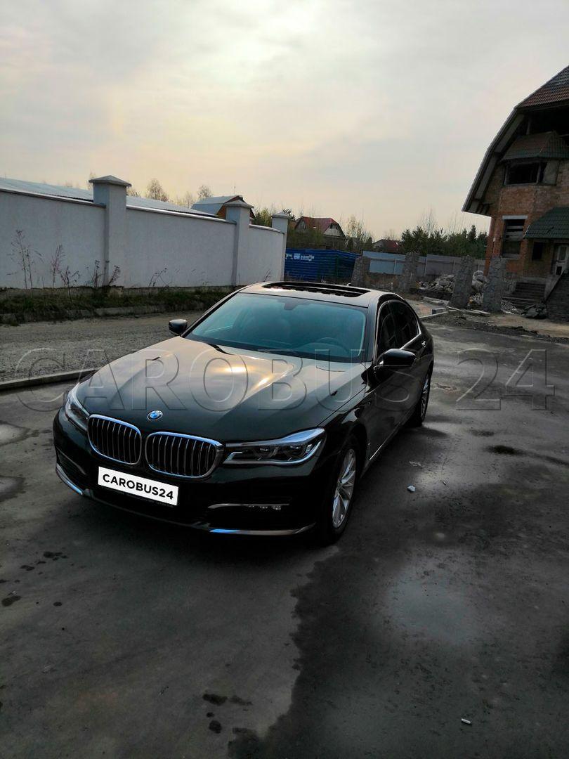 Автомобили: BMW 7 series