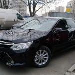 Автомобили: Toyota Camry