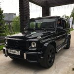 Автомобили: Mercedes-Benz  G-class