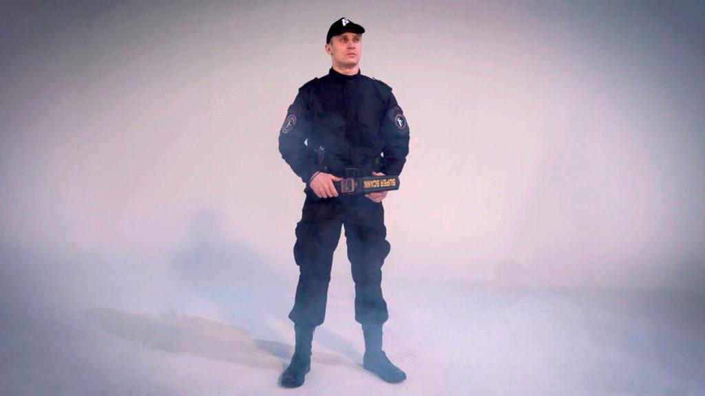 Подготовка сотрудников охраны