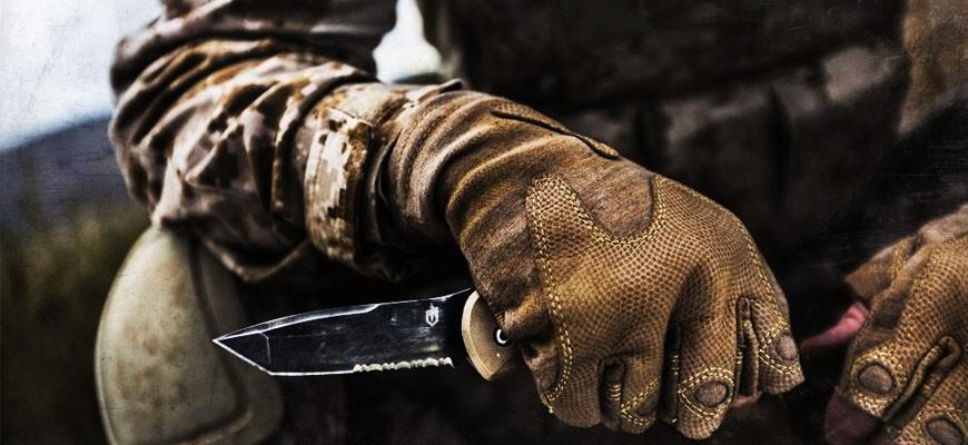 Мастерство владения ножом. Часть 1