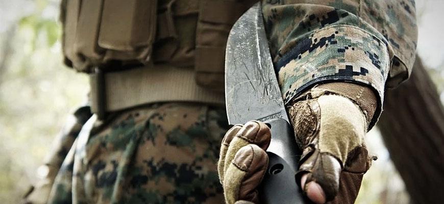 Мастерство владения ножом. Часть 2